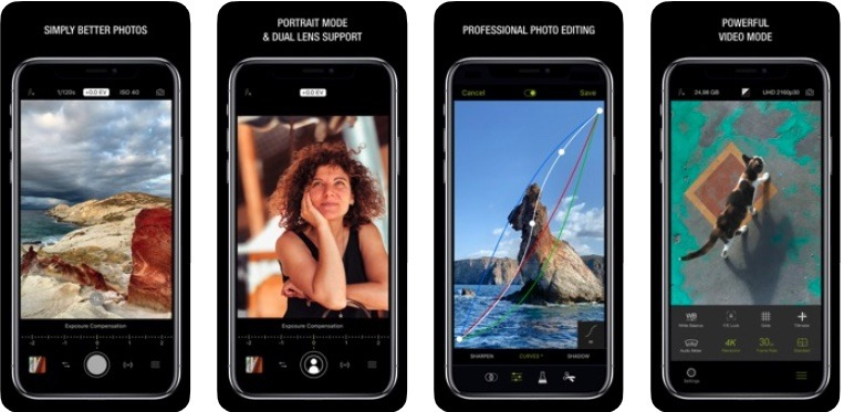 Best Iphone Camera Apps Procamera