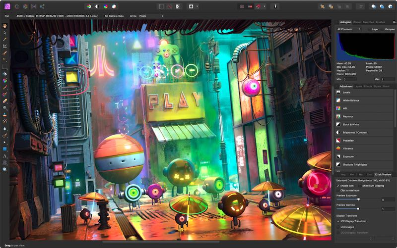 Best Photoshop Alternatives Mac Affinityphoto
