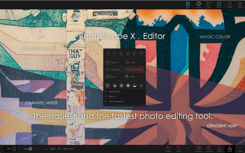 Best Photoshop Alternatives Mac Photoscapex