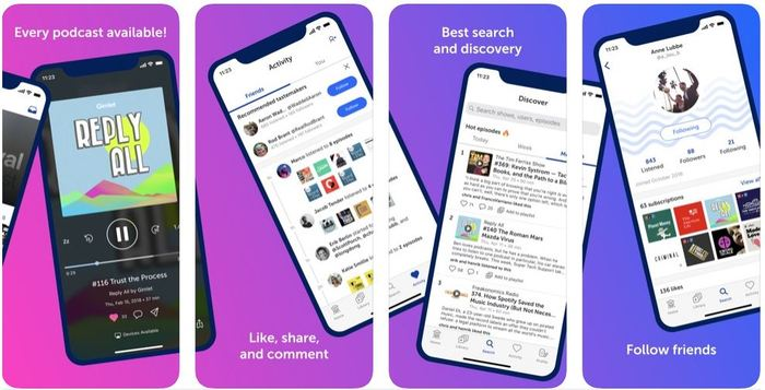 Best Podcast Apps Ios 2019 Breaker
