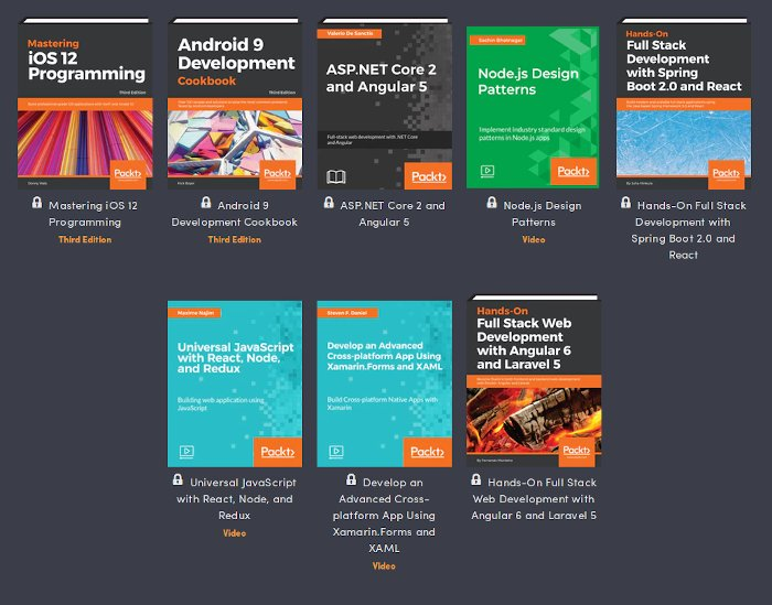 Coding App Development Bundle 8 Or More
