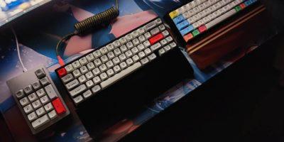 Custom Mechanical Keyboard Guide Cover Image