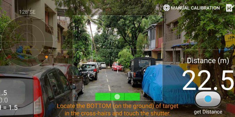 Distance Measuring App Featured Image