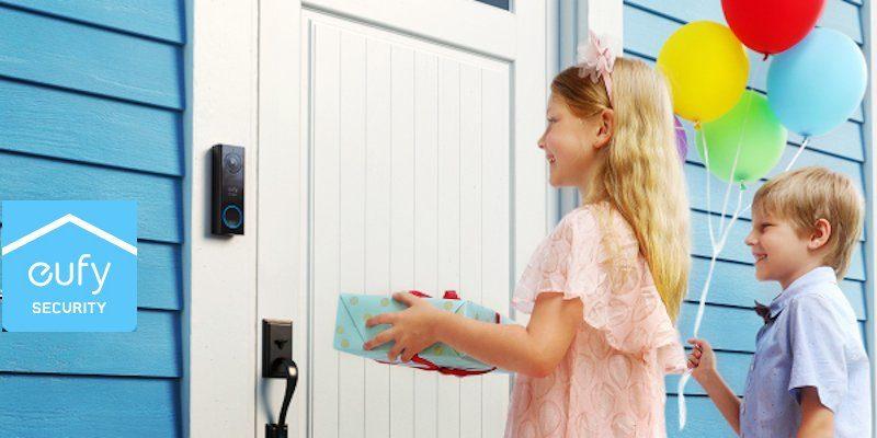 Eufy Video Doorbell Featured