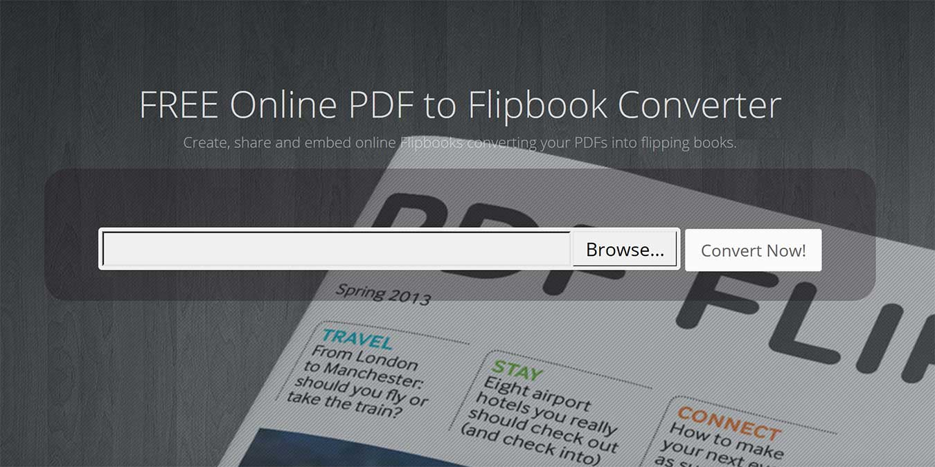 Spice Up Your PDFs with FlipBook PDF - Make Tech Easier