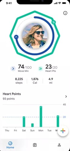 Free Android Pedometer Apps Google Fit