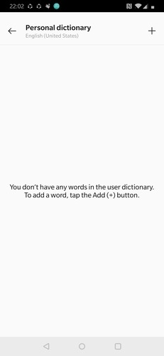 Gboard Add Words To Dictionary