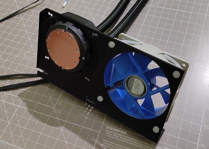 Gpu Cooling Kraken G12 Step 8