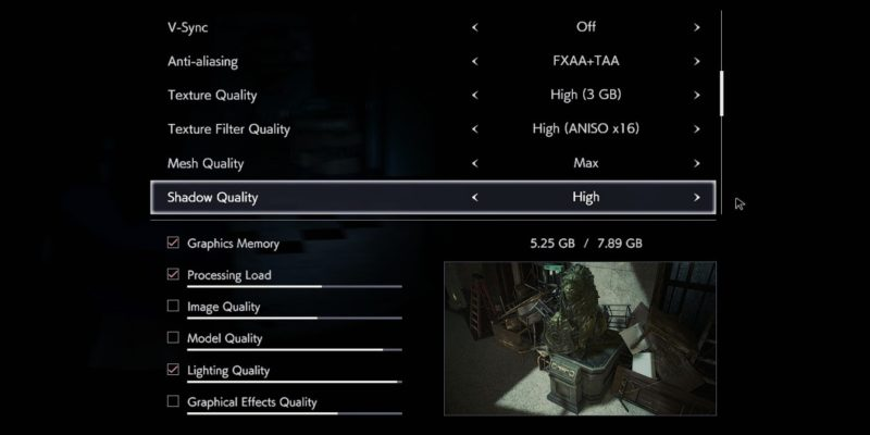 Graphics Settings Cover Image