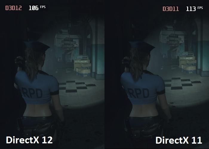 Graphics Settings Dx11 Vs Dx12