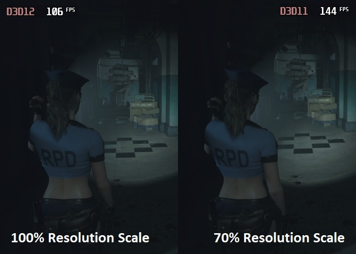 Graphics Settings Resolution Scale