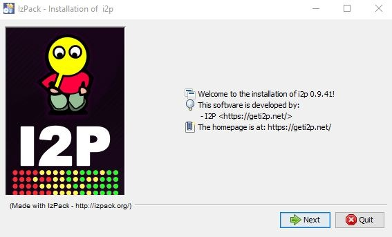 I2p Install Setup First