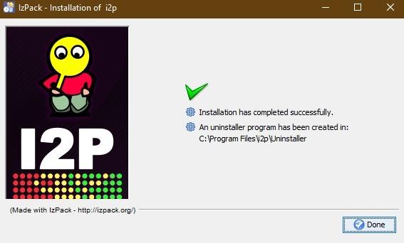I2p Successful Installation