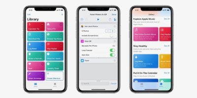 Ios 12 Shortcuts Basics