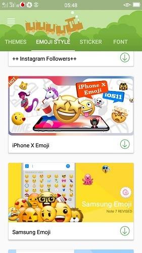 Iphonex Theme