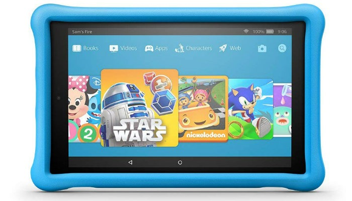 Kids Tablet Amazonfirehd10