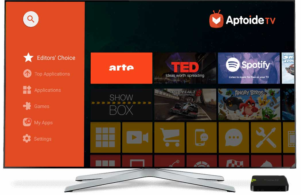Play Store Alternatives Android Tv Aptoide