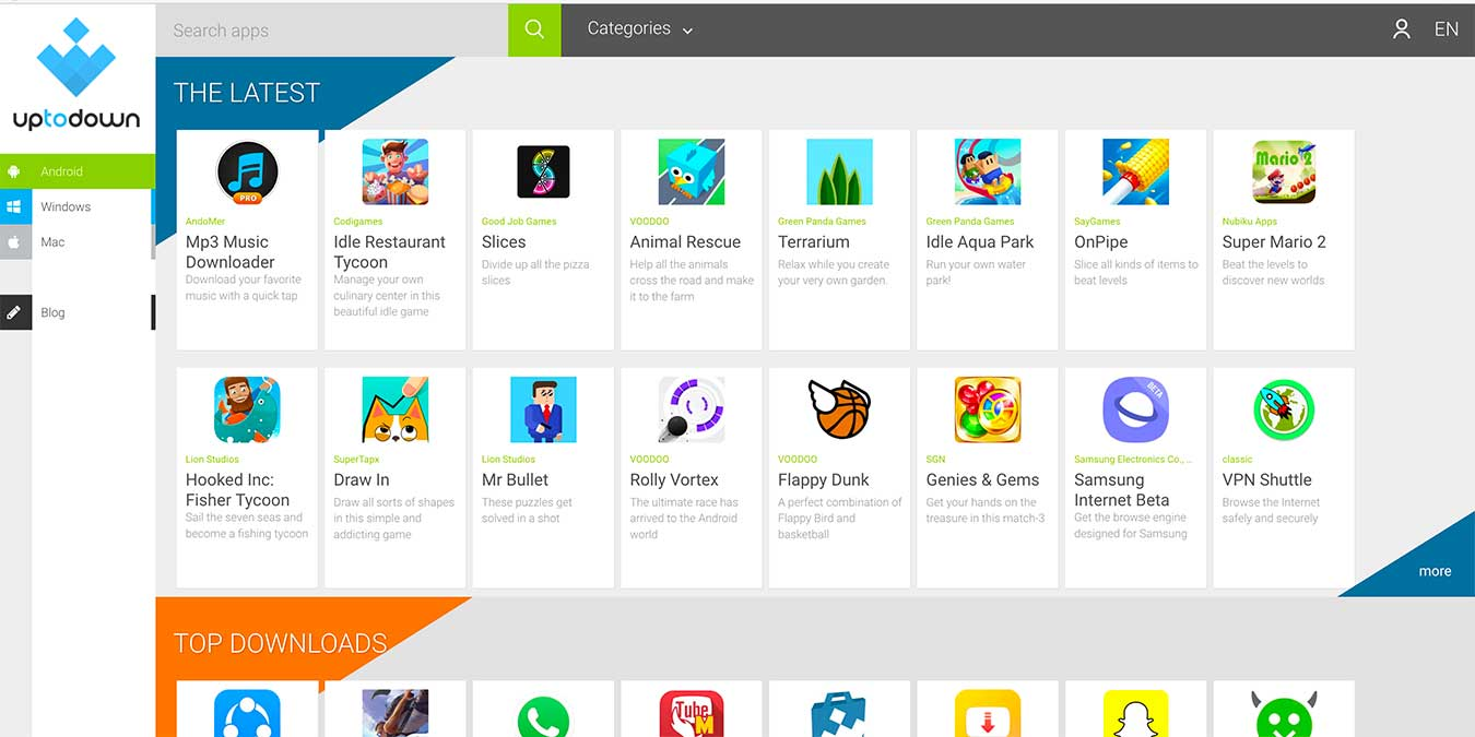 5 Alternatives to Google Play Store You Can Install on Your