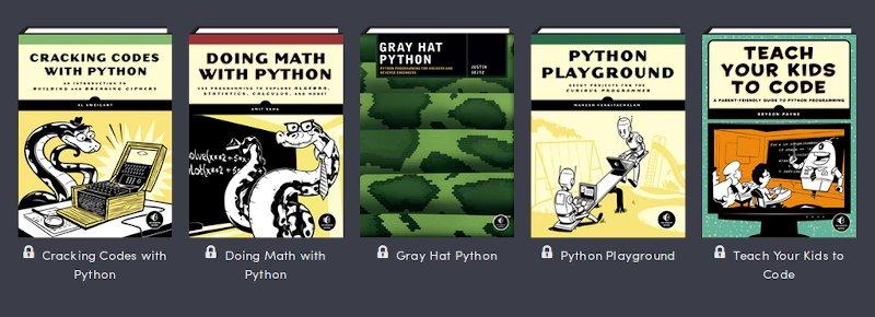 Python Programming Bundle 8 Or More