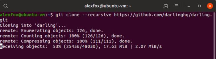 Run Macos Program Linux Git Clone Darling
