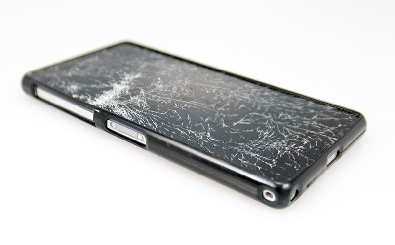 Smartphone Damage