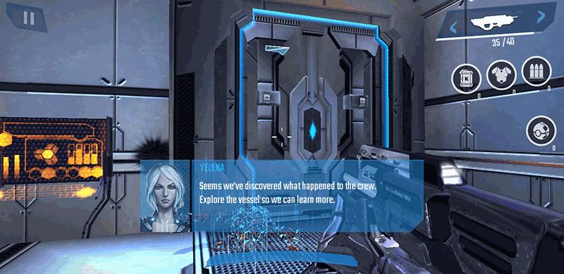 Android Shooting Games Nova Legacy