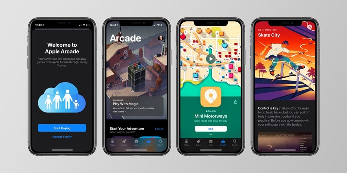 Apple Arcade Iphone Setup