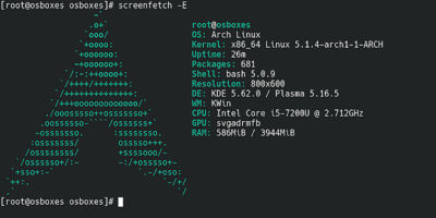 Arch Linux Featured