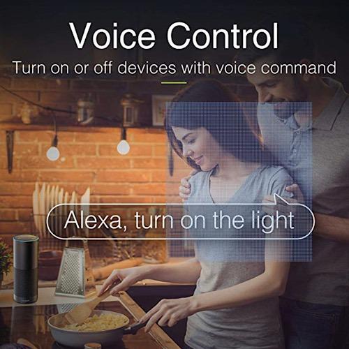 Deal Gosund Smart Plug Voice Control