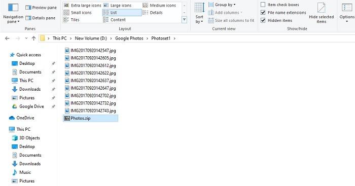 Downloaded Pics Folder