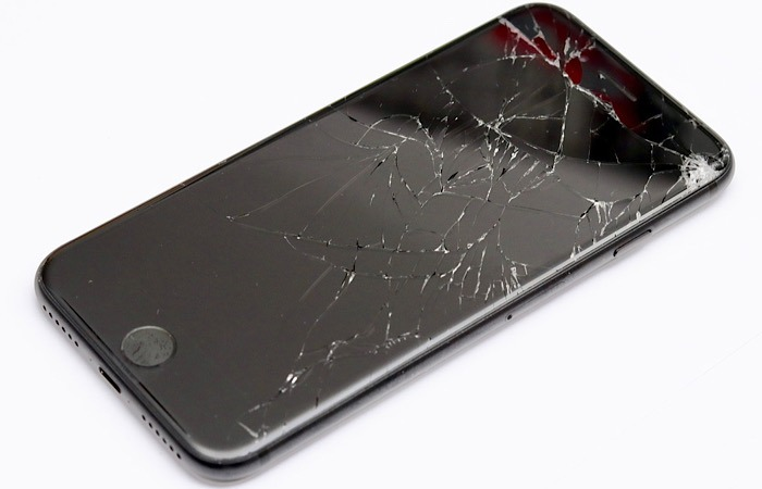 News Iphone Screen Apple Warning Cracked