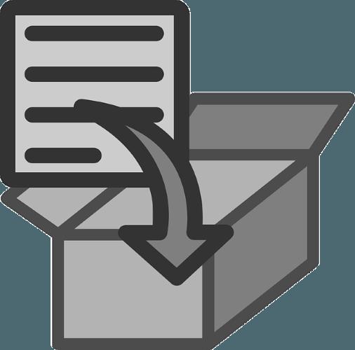 Outlook Files Zip
