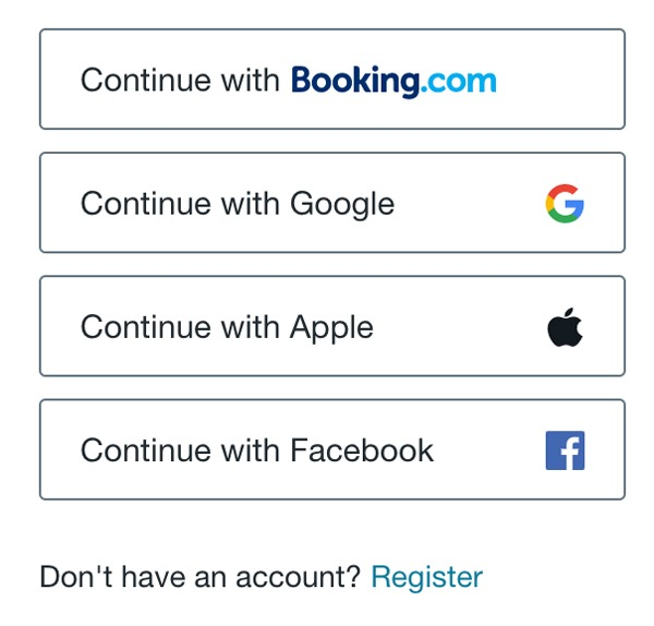 Sign In With Apple Login
