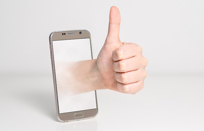 Writers Opinion Social Media Likes Thumbs Up