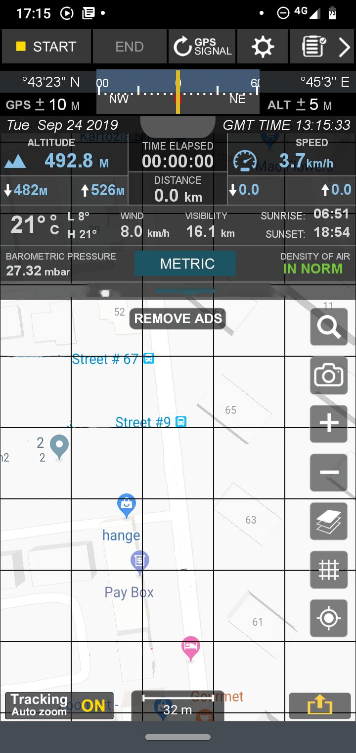 Altitude Apps Der Altimeter Ler
