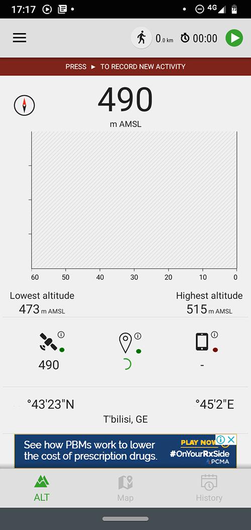 Altitude Apps Exa Altitude