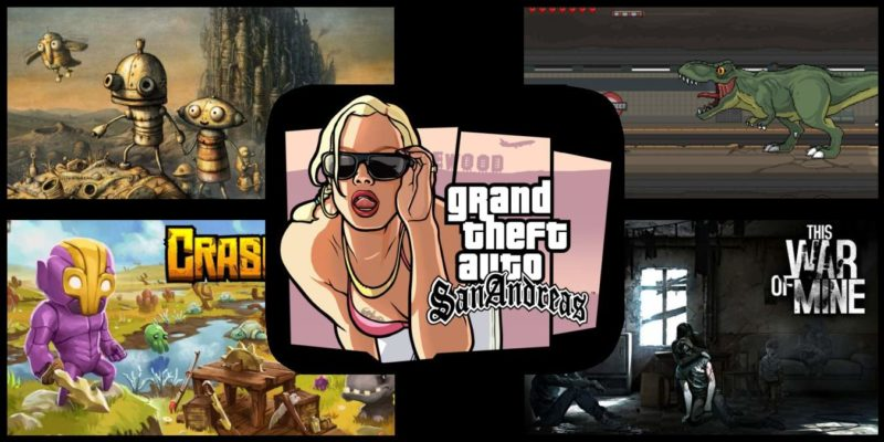 Android Tv Games Cover Image