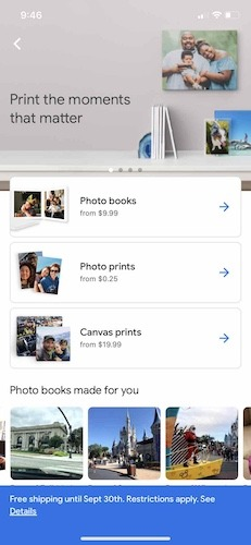 Beginners Guide Google Photos Prints