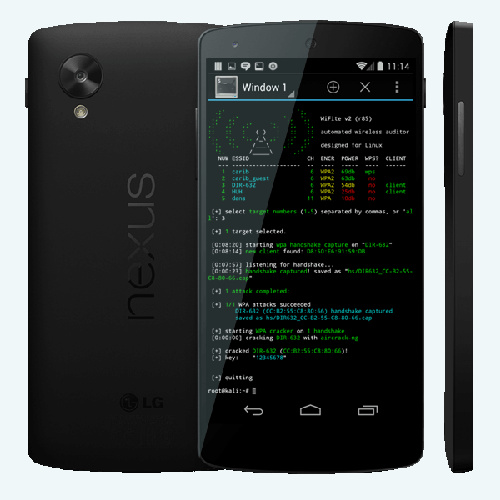 Best Android Hacking Tools Kali Nethunter