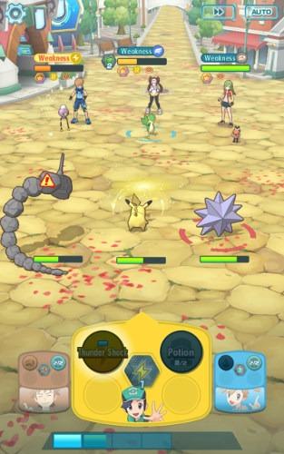 Best Ios Android Games Pokemon Masters