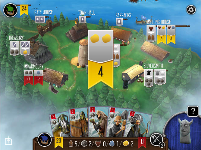 Best Ios Android Games Raiders Of The North Sea