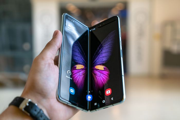 Foldable Phones Uses Entertainment