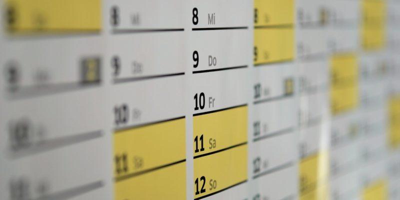 Google Calendar Spam Featured