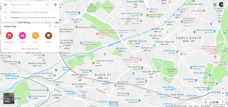 Google Maps Main Page (1)