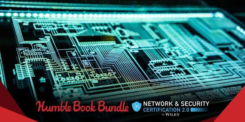 Humblebundle Network Security Certification Bundle