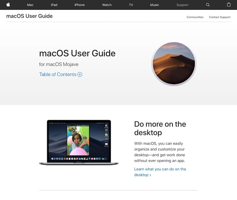Learn Macos Before You Buy Apple Website