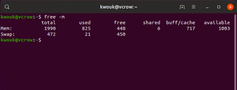 Linux Fix High Memory Usage Free
