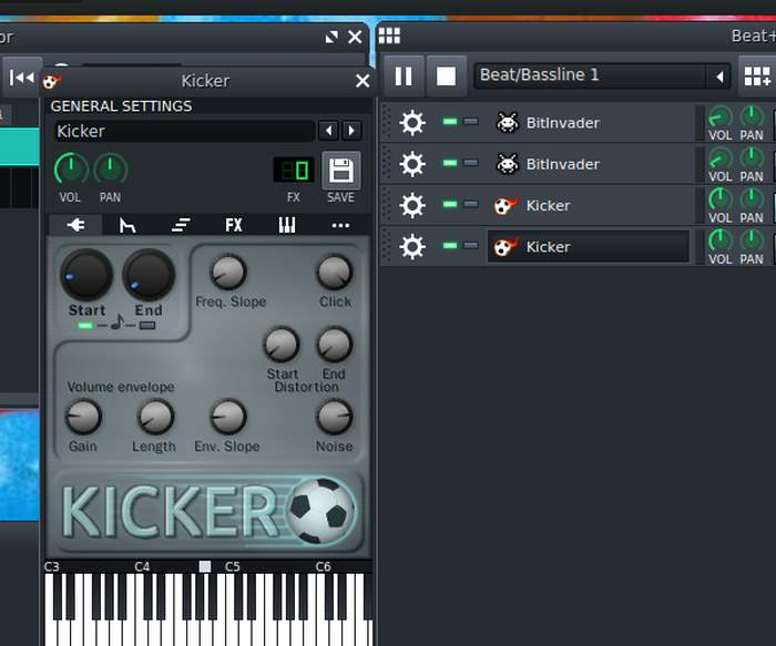Lmms Song Kicker Settings 2