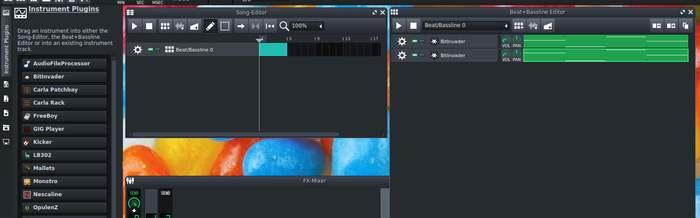 Lmms Song Song Editor
