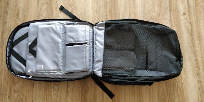 Nayosmart Almighty Backpack Interior